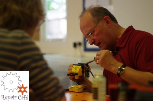 Q&A with Chris Moller, founder of the Cottenham Repair Cafe