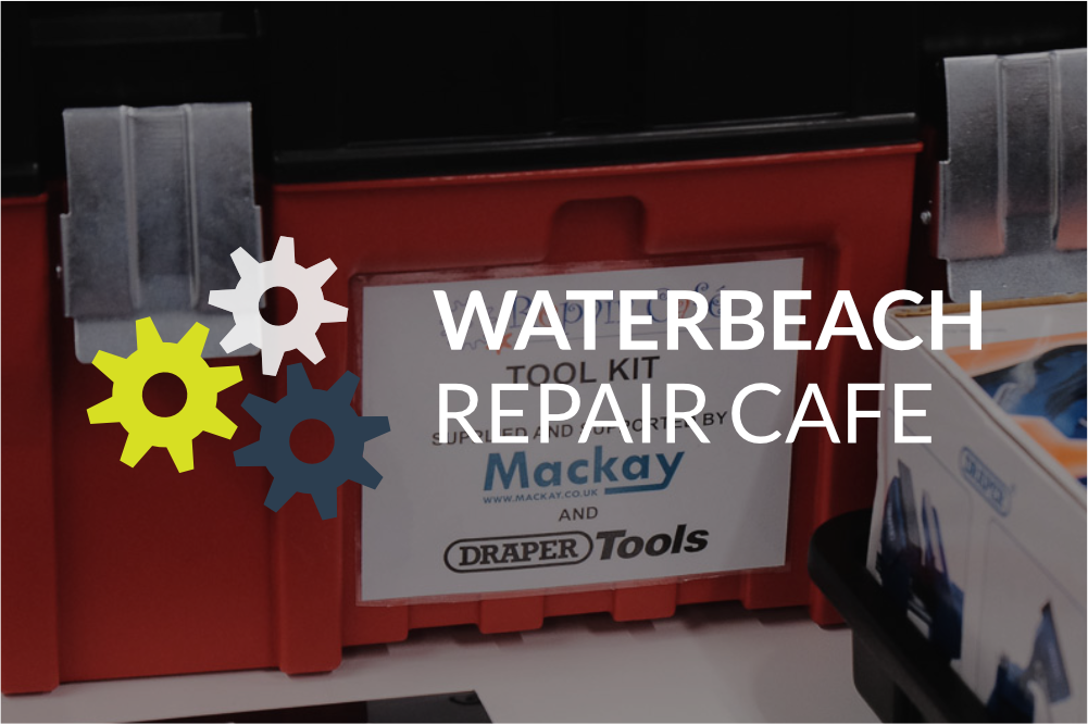 Waterbeach Repair Café and Cambridge Open Studios