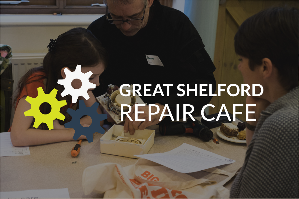 Great Shelford's 1st Repair Café