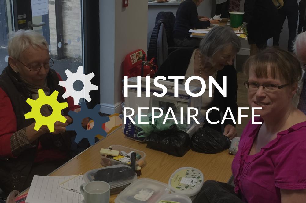 Histon Repair Café
