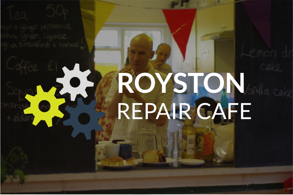 Royston's Bank Holiday Repair Cafe
