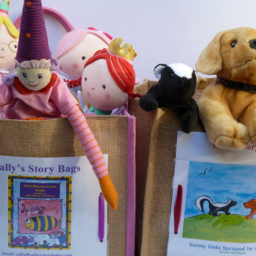 Sally's Story Bags