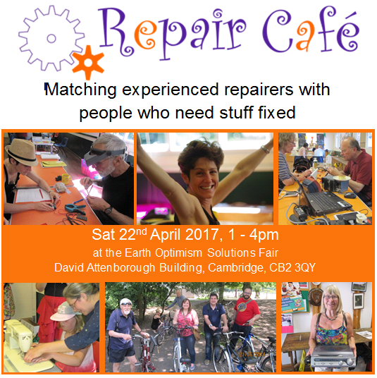 A Super Special Repair Cafe