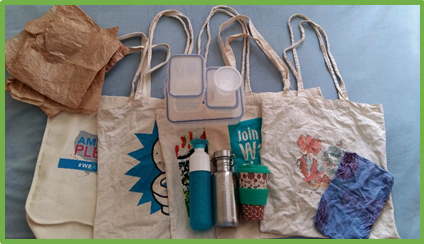 Top eight tips for plastic-free shopping