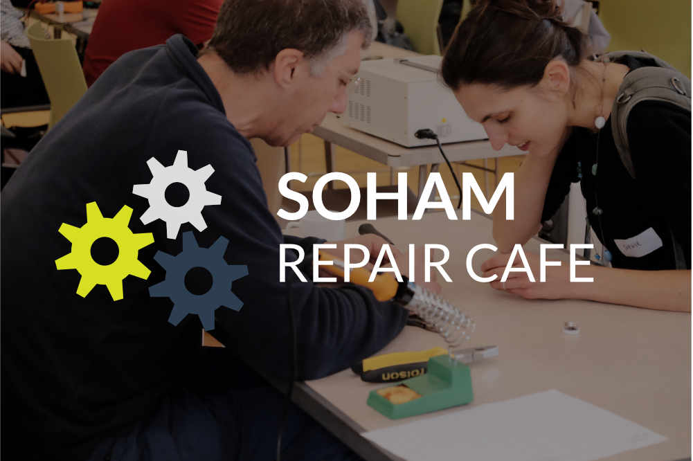 Soham's First Repair Café