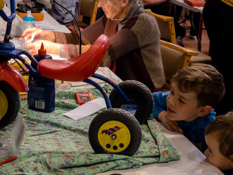 Kids' Repair Cafe
