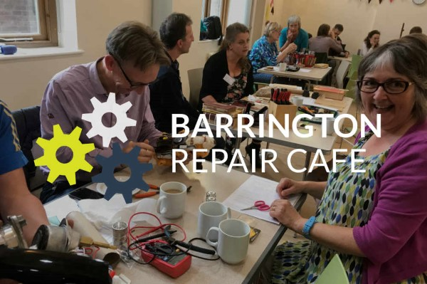 Barrington Repair Cafe