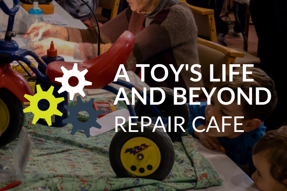 Toy Repair Cafe and Toy Swap Shop as part of the Orchard Park Environment Day