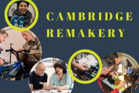 Cambridge Remakery - website