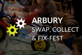 CC website listing - Arbury Swap, Collect & Fix-Fest