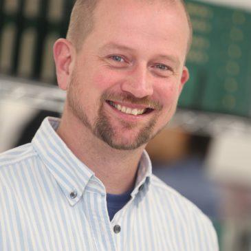 Jim Patterson, electronics repairer