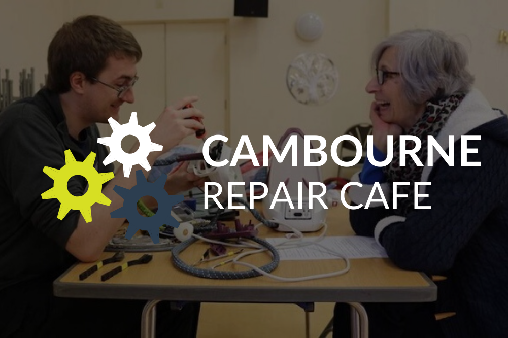 Cambourne Repair Cafe