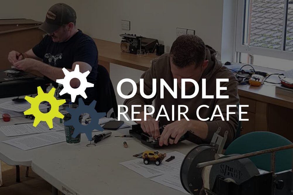 Oundle Repair Café