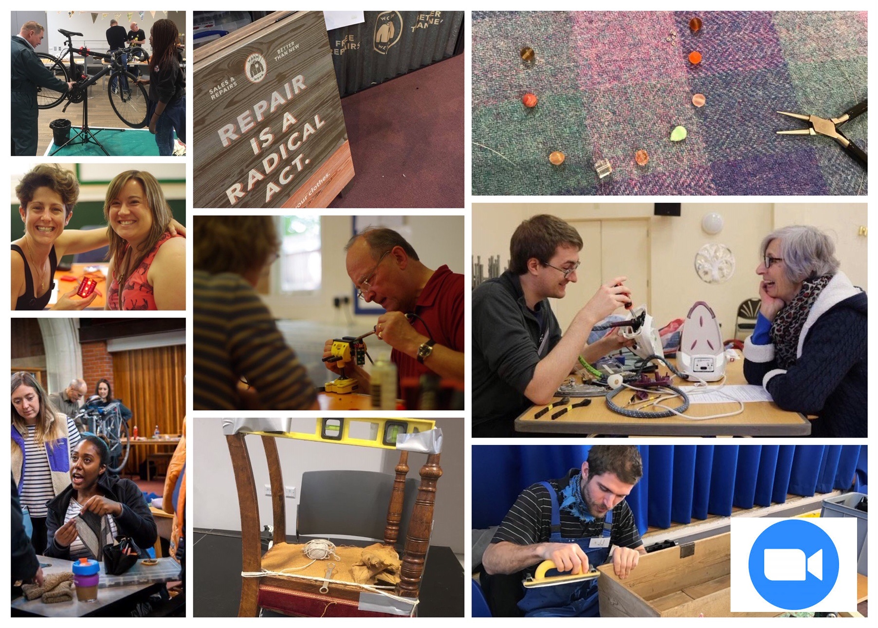 Cambs Virtual Repair Cafe